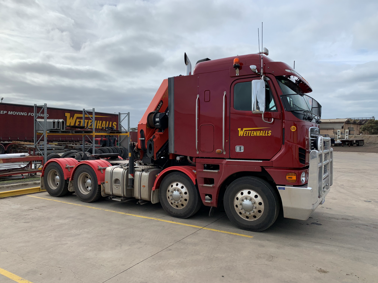 Heavy Haulage and Specialised Services